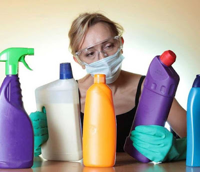 Cleaning Your House Can Be As Bad As Smoking 20 Cigarettes A Day