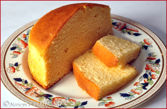 Eggless Madeira Cake Recipe Bbc