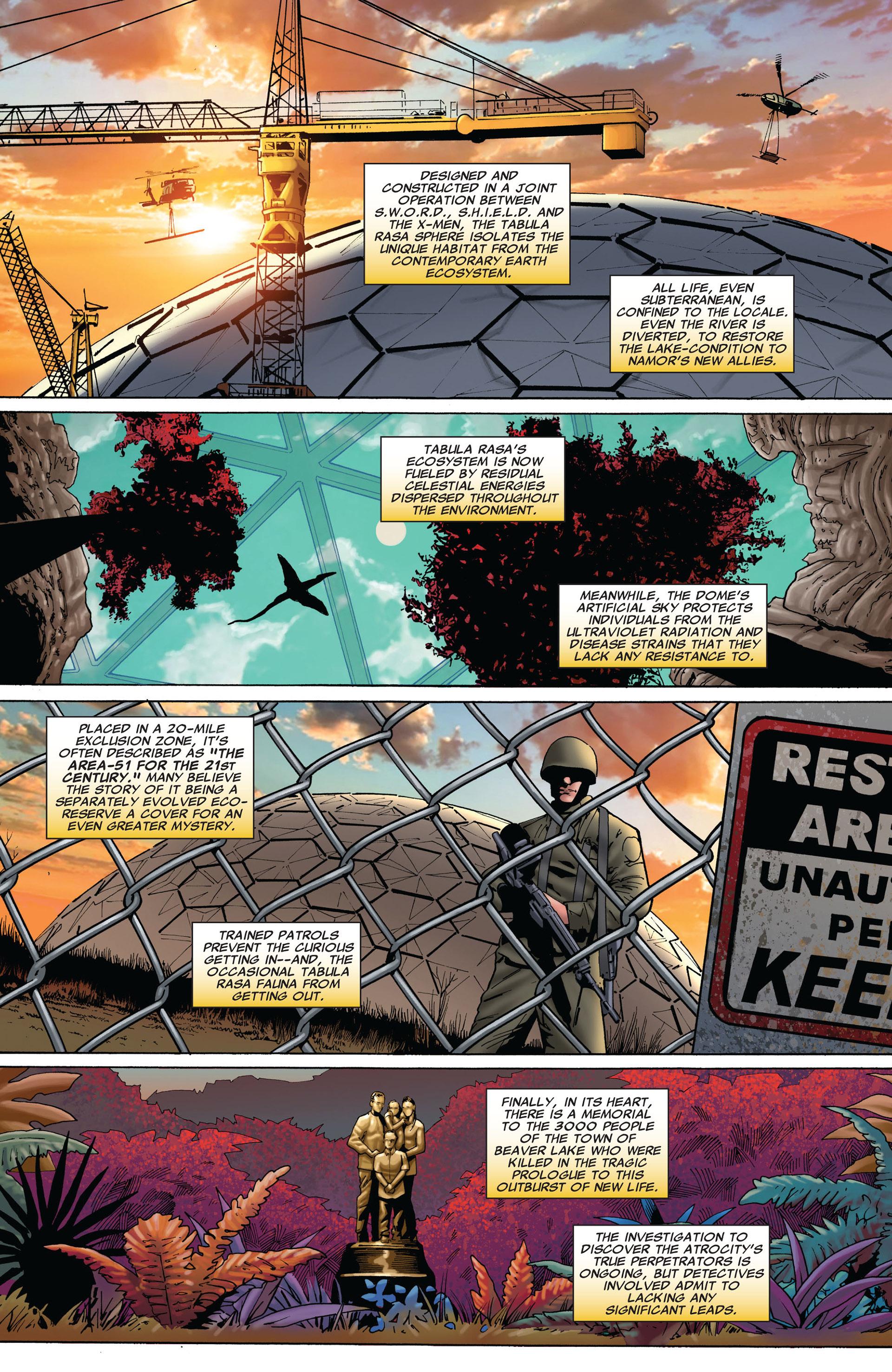 Read online Uncanny X-Men (2012) comic -  Issue #8 - 17