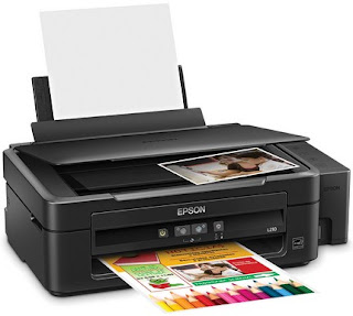 Epson l210 Driver Scanner