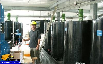 Sửa chữa đạt quy chuẩn hệ thống xử lý nước thải - Dịch vụ của công ty Camix