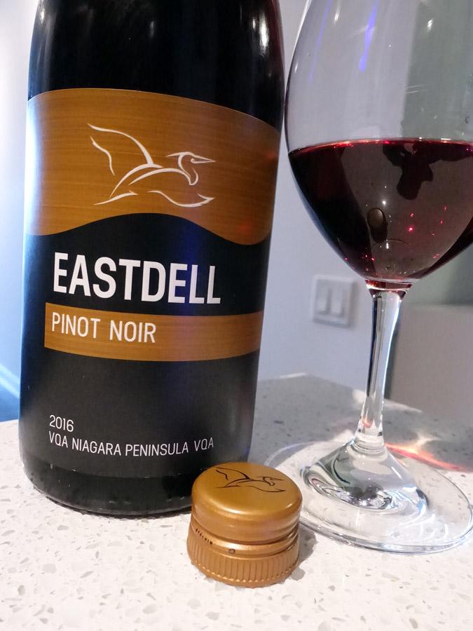 EastDell Pinot Noir 2016 (87 pts)