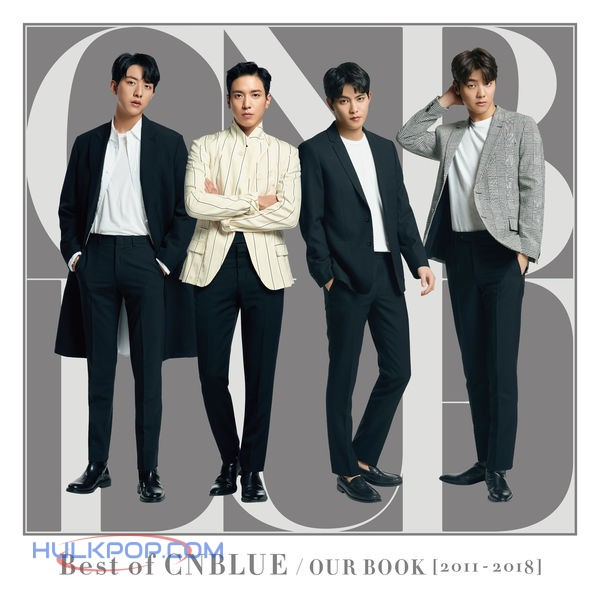 CNBLUE – Best of CNBLUE / OUR BOOK (2011-2018) (ITUNES MATCH AAC M4A)