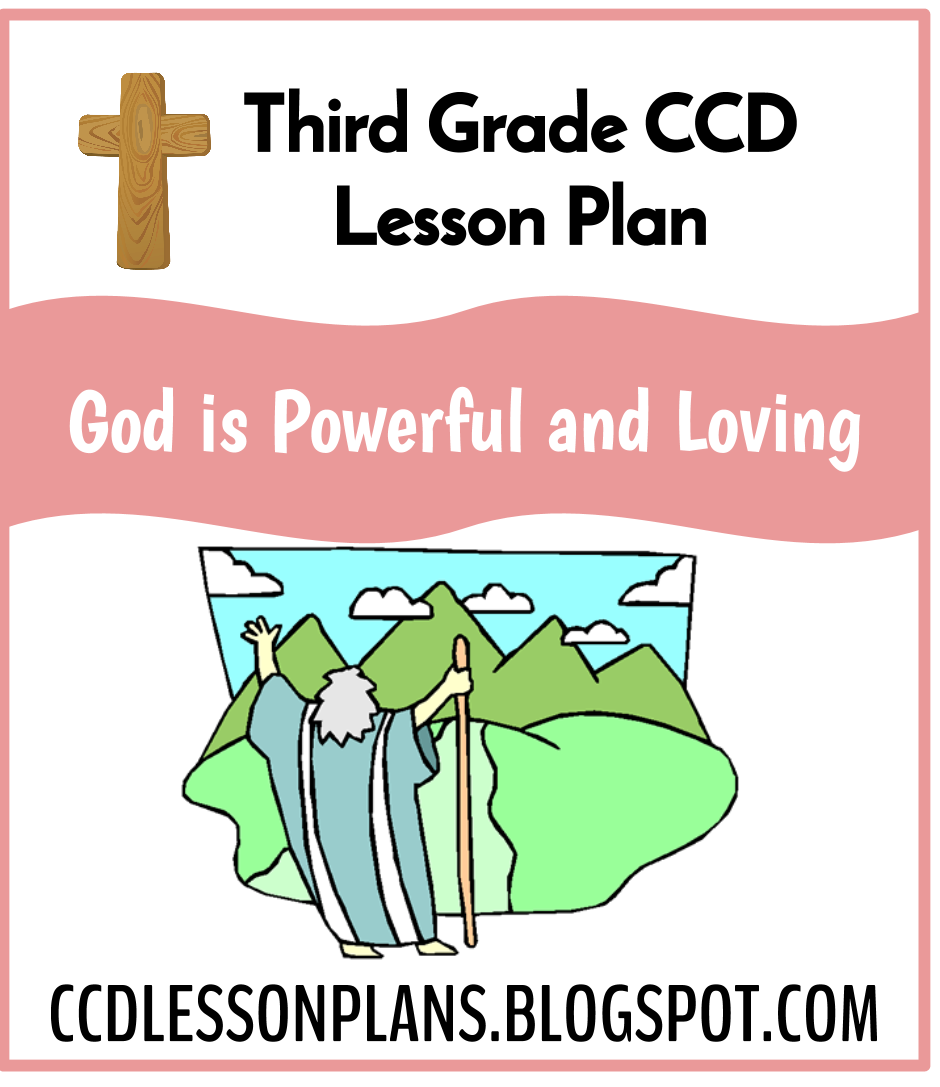 All Saints Day (First Grade) | CCD Lesson Plans