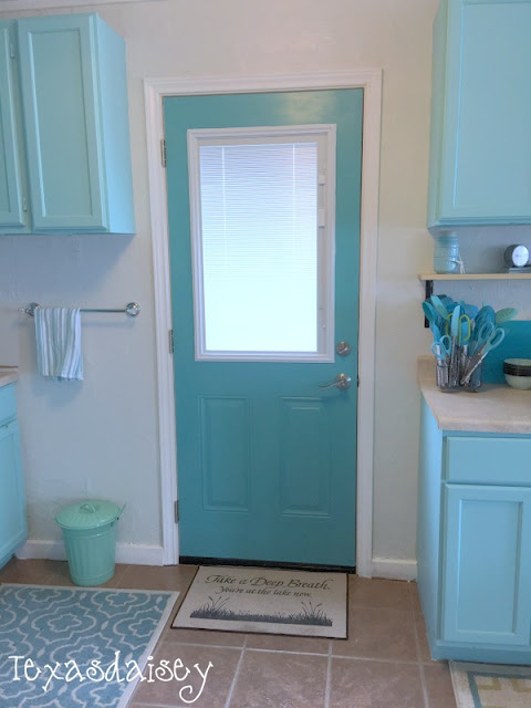 Take your door from blah to great Lakehouse update:  White to Bright...make your door look great! 2