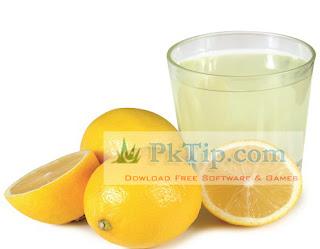 Lemon Juice For Dandruff