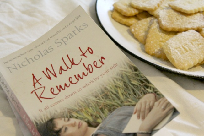 Review of 'A Walk to Remember' by Nicholas Sparks
