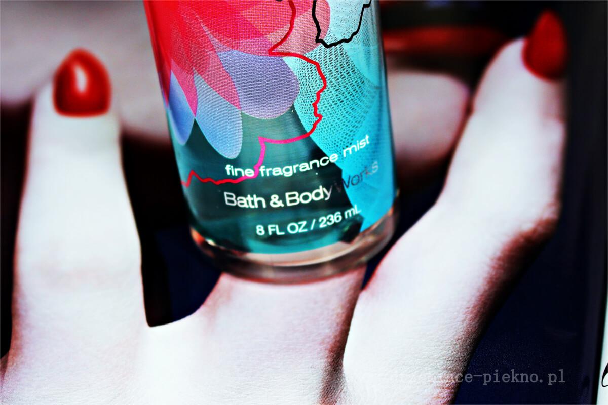 Perfumowana mgiełka do ciała Bath & Body Works Pink Chiffon 12