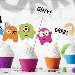 Urodzinowe muffinki - 3 sposoby na dekoracje babeczek