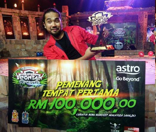 Johan Mahu Derma RM100k Wang Spontan Kepada…