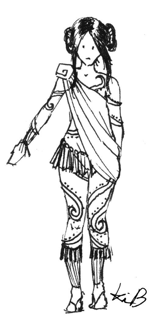 Mayan Weapons