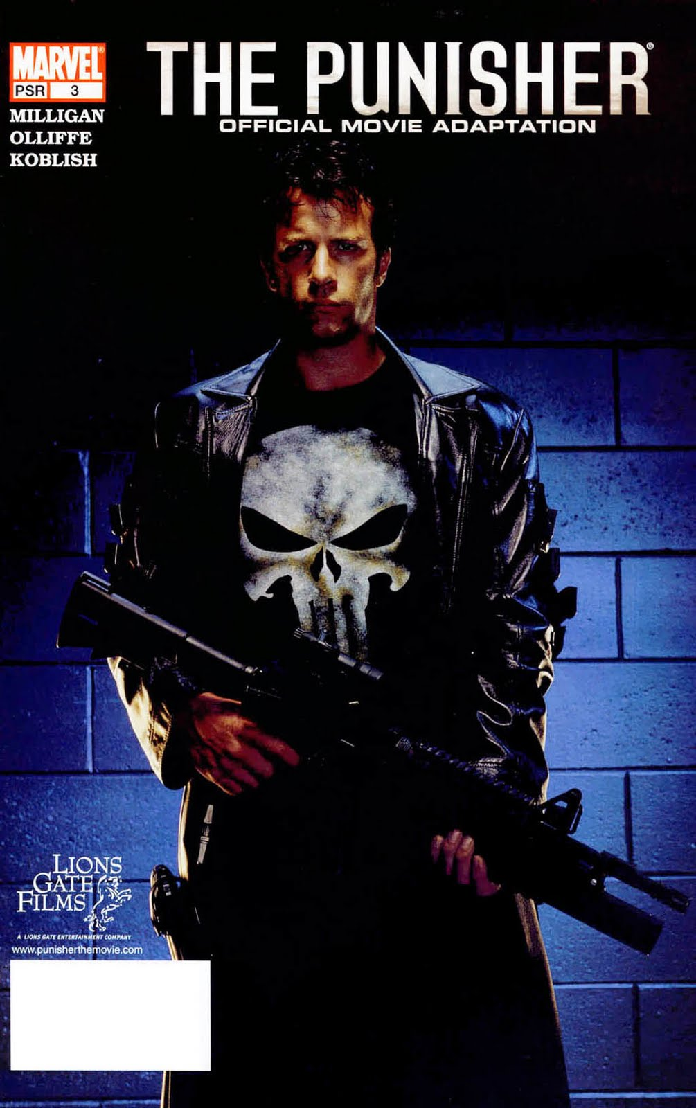 Elseworld's Finest: THE PUNISHER - OFFICIAL MOVIE ADAPTATION