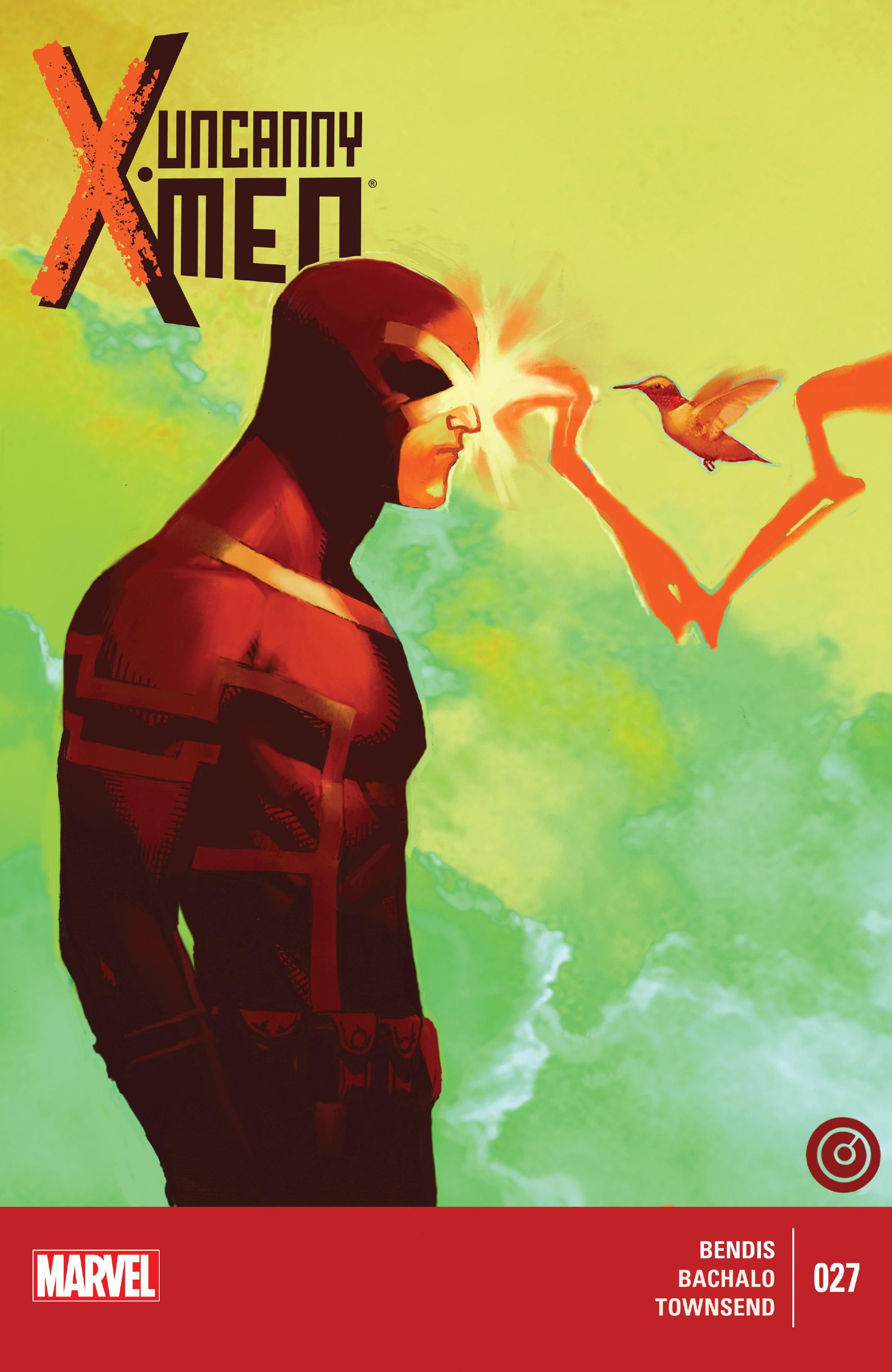 Read online Uncanny X-Men (2013) comic -  Issue #27 - 1