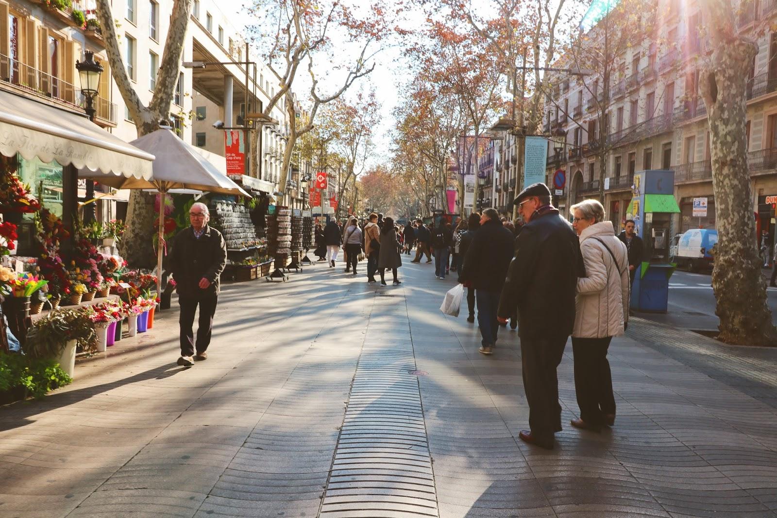 atrakcje zwiedzanie barcelona
