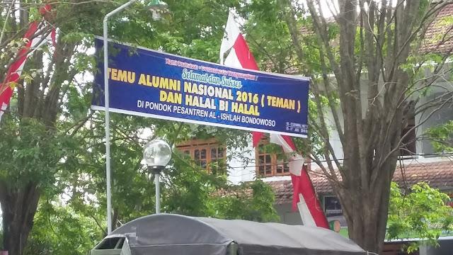 Temu Alumni Nasional  Al Ishlah  Tahun 2016
