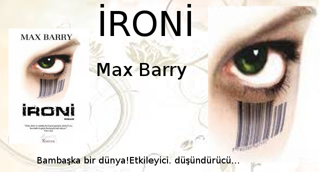 Max Barry
