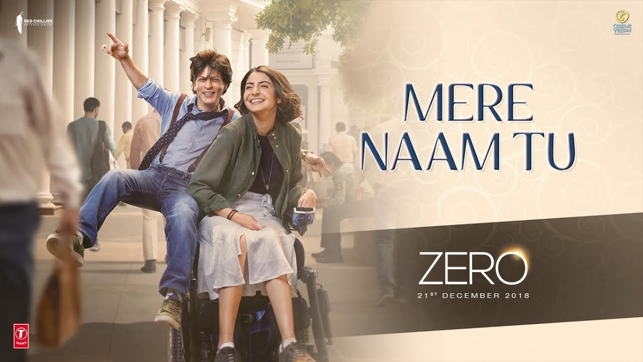 Mere Naam Tu Zero Movie Song Guitar Chords And Solo Tabs Guitar