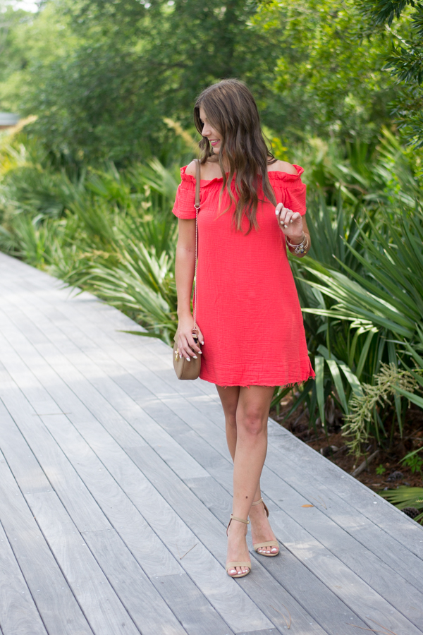 What To Wear To A Summer Wedding by Charleston fashion blogger Kelsey of Chasing Cinderella