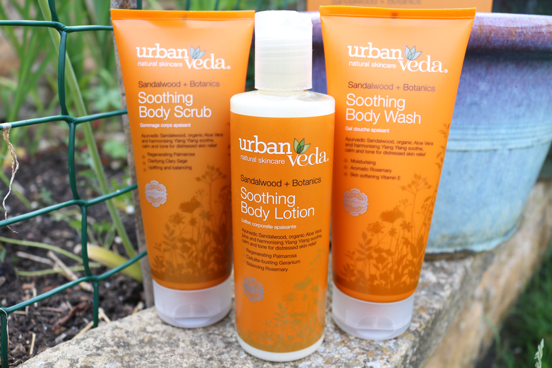 Urban Veda Soothing Body Ritual review