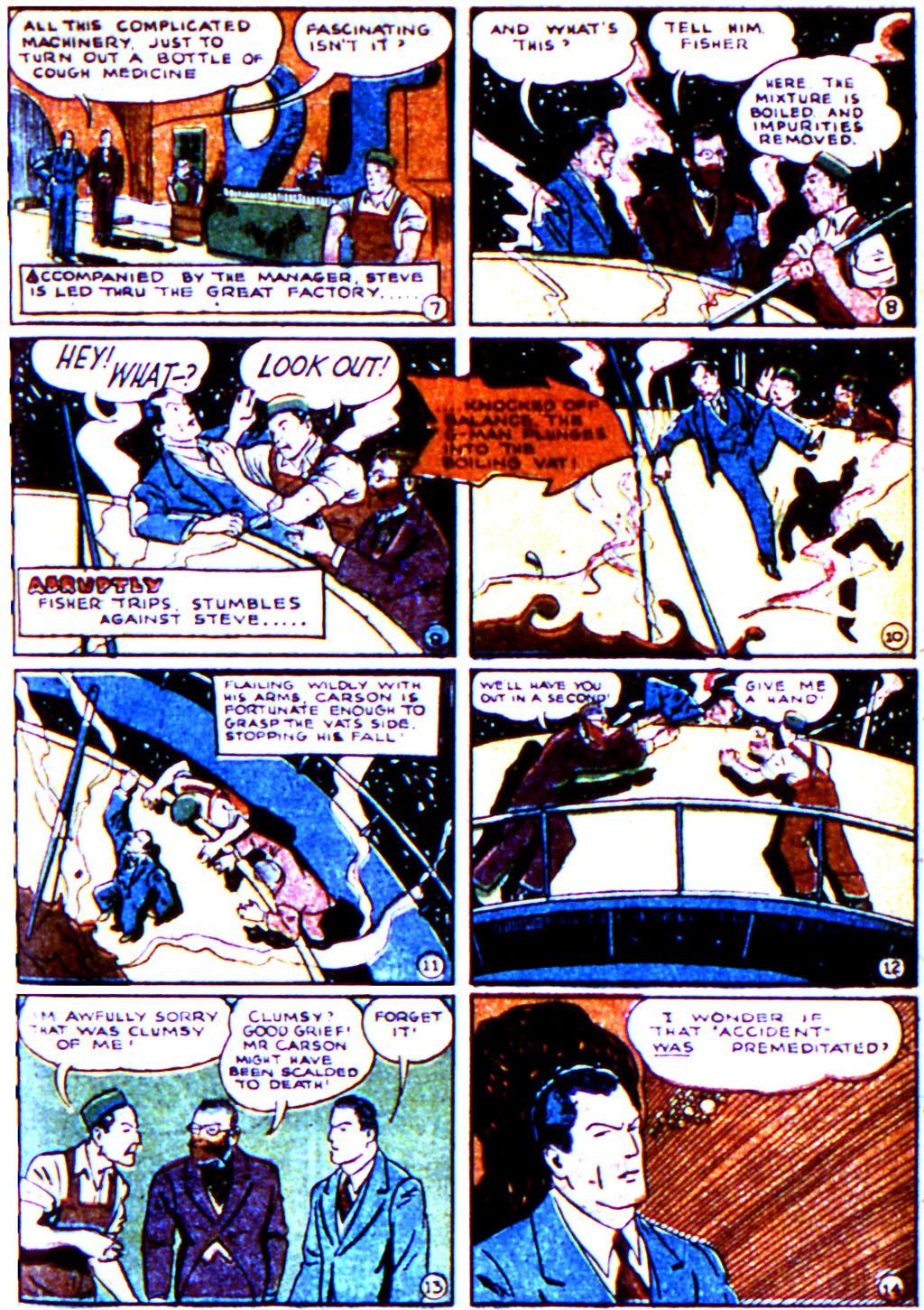 Read online Adventure Comics (1938) comic -  Issue #43 - 17