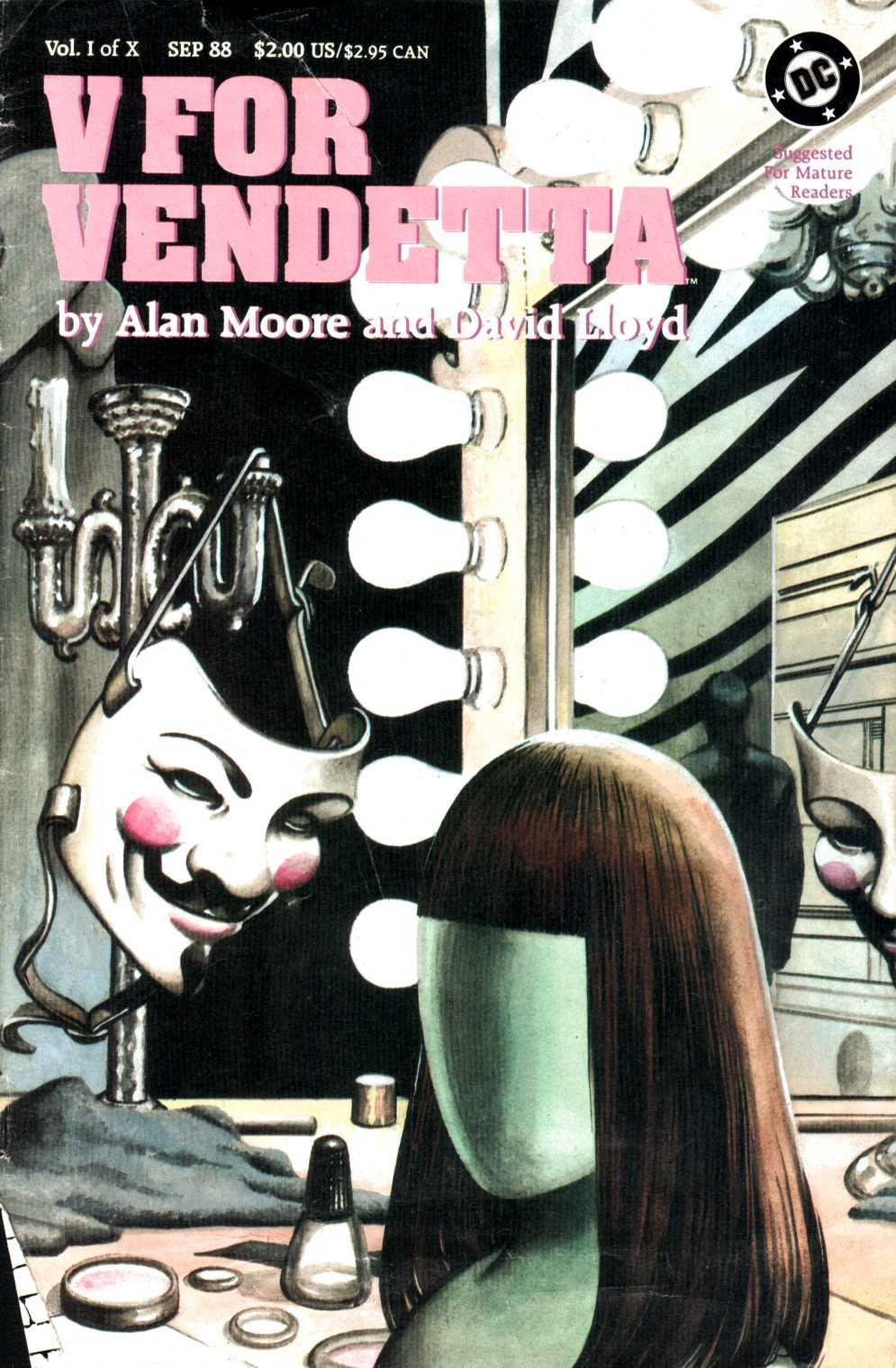 The Geeky Nerfherder: Movie Poster Art: V For Vendetta (2006)