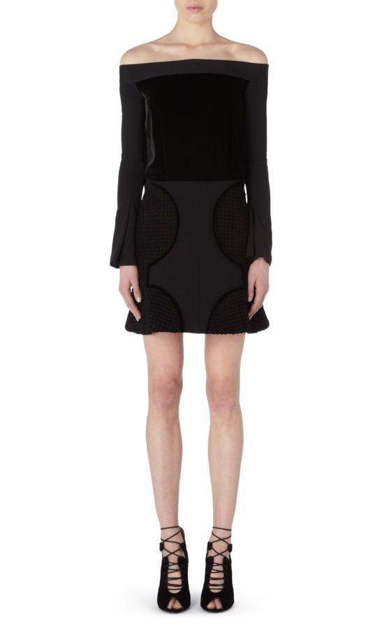 Roland Mouret Blake TTD dress - As seen on Joanne Froggatt