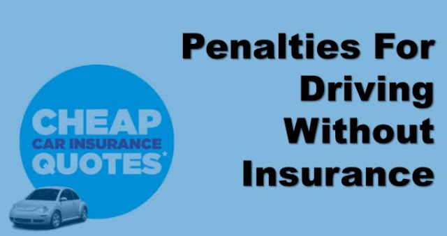 Penalties for Driving Without Insurance in Utah
