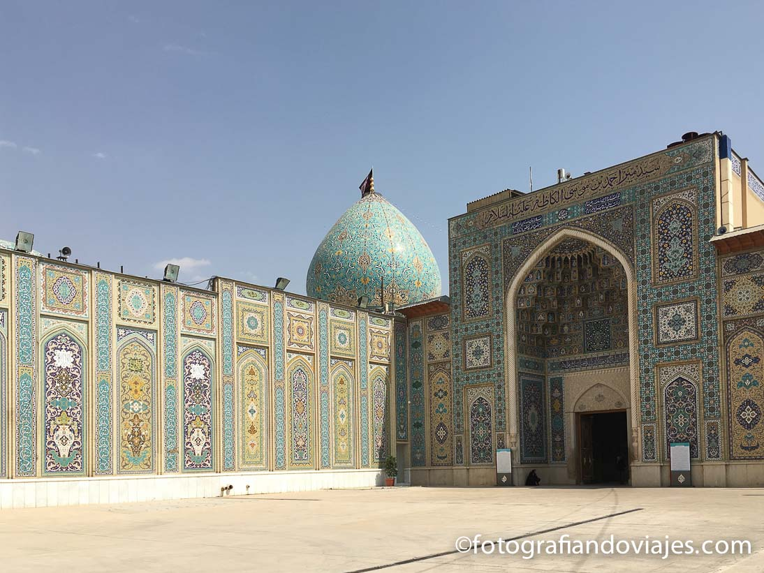Mausoleo Shah-e Cheragh de Shiraz