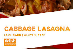 Best Low Carb Cabbage Lasagna