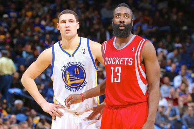 Les Warriors en back-to-back à Houston