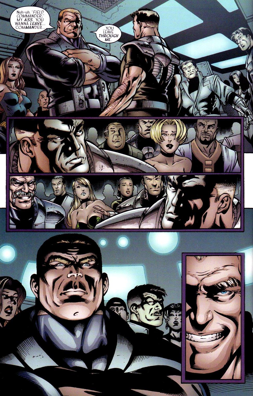 Read online Sigil (2000) comic -  Issue #15 - 18