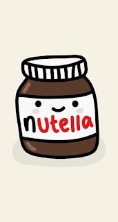 Imágenes Kawaii Tiernas Hermosas Amor Comida Nutella Fondos