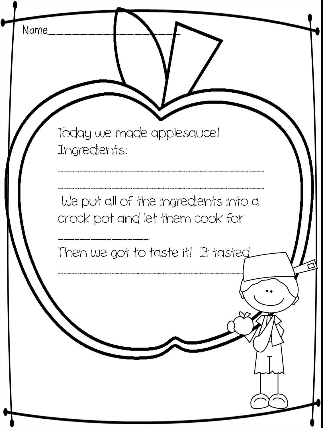 Johnny Appleseed Applesauce Recipe 1 134 1 502