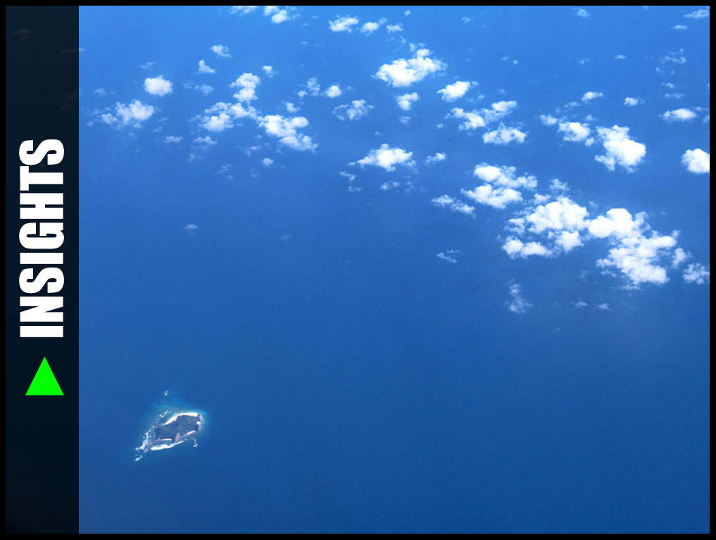 SPRATLY ISLAND, SOUTH CHINA SEA