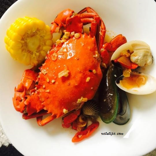 Review Kepiting Sumo, Benar Benar Sumo dan Really Fresh Seafood!