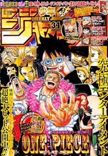 One Piece 833 Mangá Português leitura online