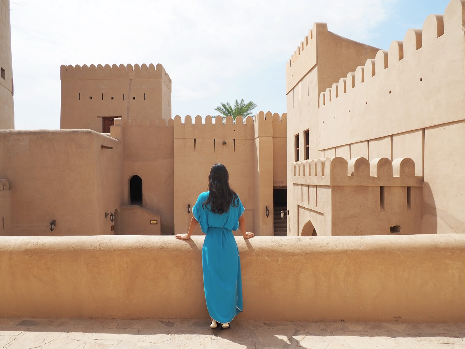 Euriental | luxury travel & style | Nizwa Fort, Oman