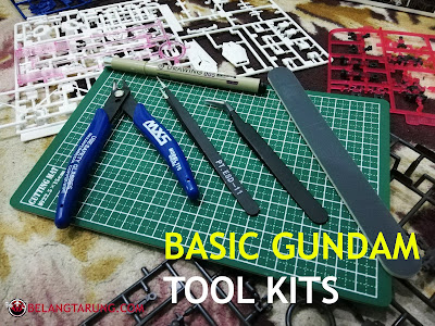 Basic Gundam Tool Kits