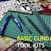 Alatan Basic Gundam Tool Kits untuk Pemasangan Gunpla (Gundam Plastic)