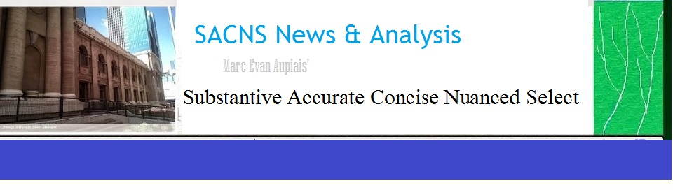 SACNS News & Analysis