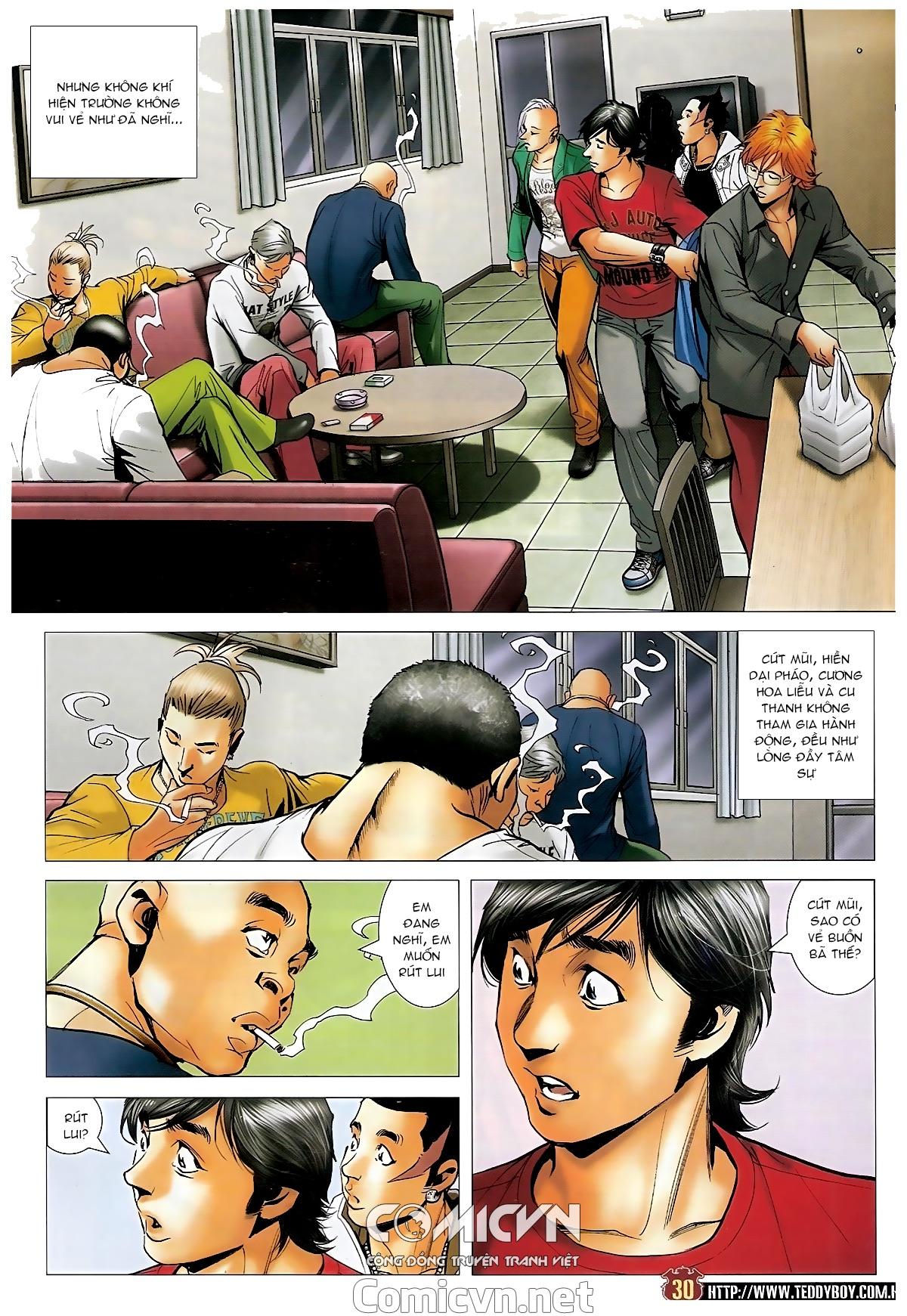 Người Trong Giang Hồ - Chapter 1571: Sơ hội Quá Giang Hổ - Pic 27