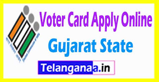 How to Apply Voters ID Card in Gujarat State Online