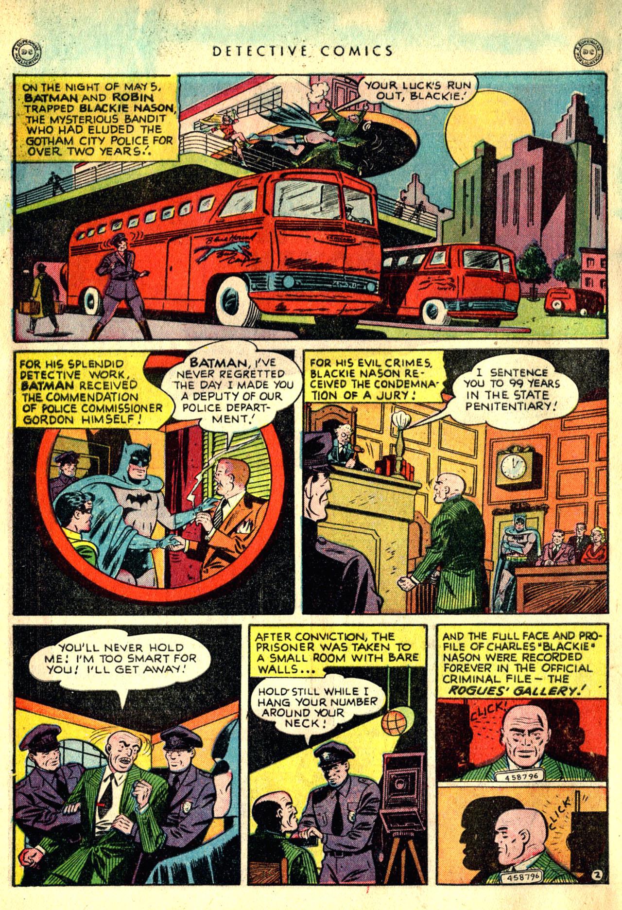 Detective Comics (1937) 141 Page 3