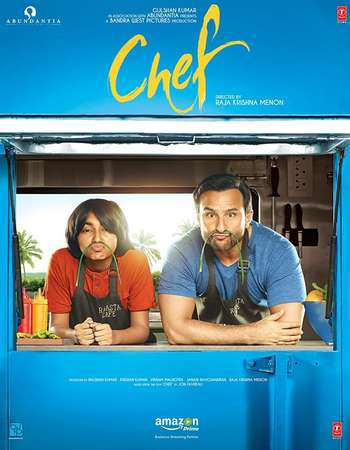 Chef 2017 Full Hindi Movie HDRip Download