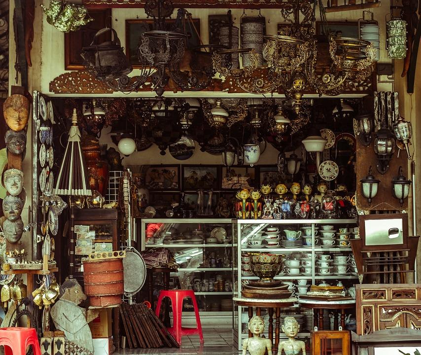 Toko Souvenir di Langkat Sumatera utara
