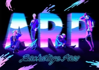 تقرير أنمي تصريح المرور لكواليس اي ار بي ARP Backstage Pass
