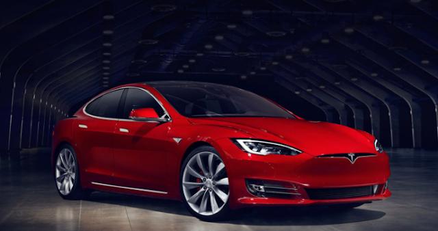 New Tesla, McLaren, and Ferrari model s p100d takata recall list