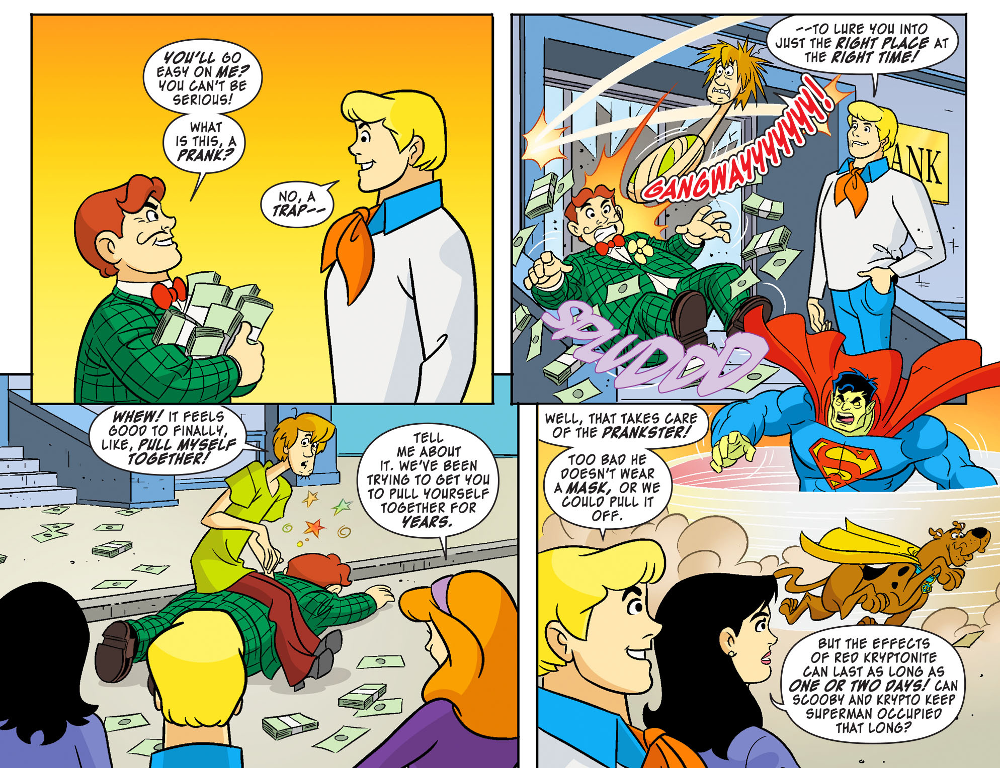 Read online Scooby-Doo! Team-Up comic -  Issue #18 - 18