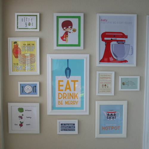 Wall Art For Kitchen 2017