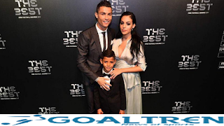 In a live broadcast on Instagram, Ronaldo and Georgina revealed that their daughter would be named Alana Martina.